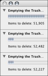 [ Threaded Trash ]