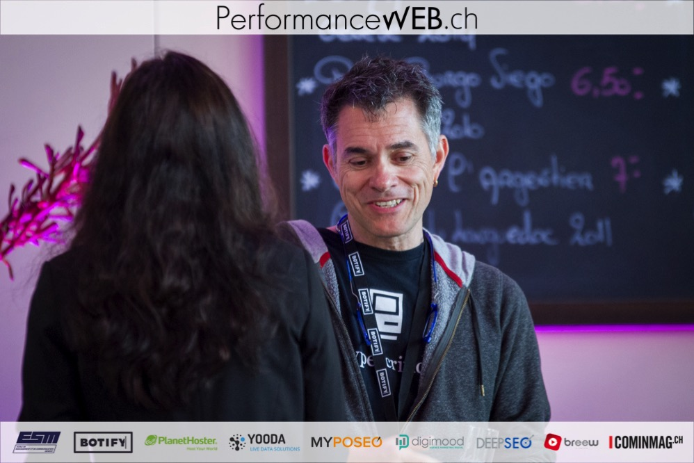 Yours sincerly at Performance Web 2016