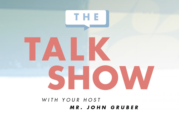 The Talk Show cover