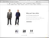 Apple UK Get a Mac adverts