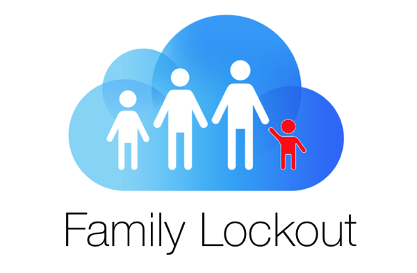 Family sharing lockout